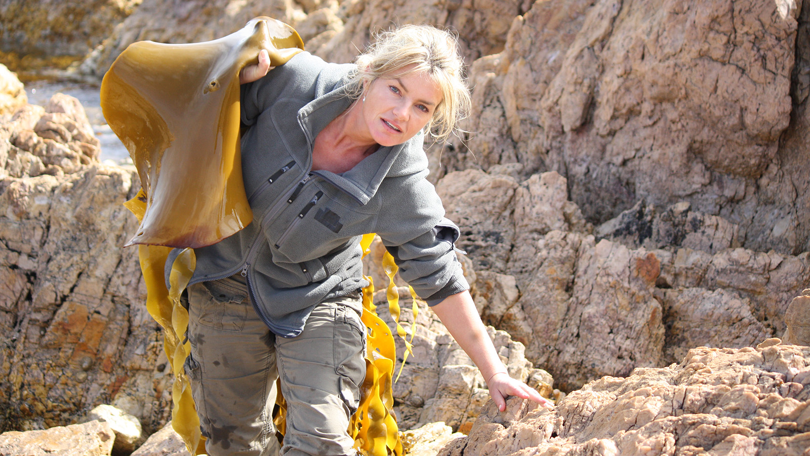 Homme Femme sauvage Tasmanie Dplay-8982