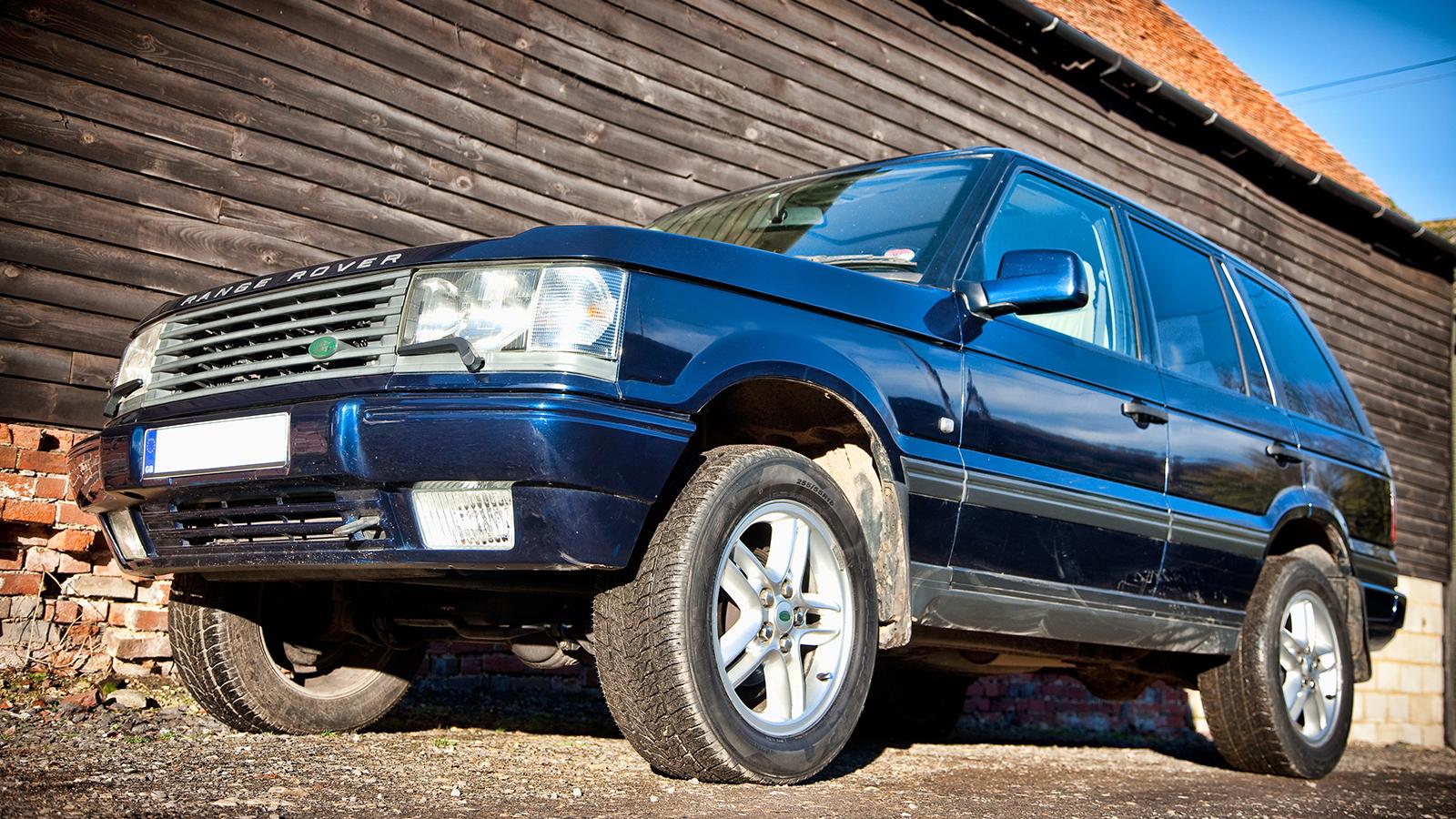 Affari A Quattro Ruote Range Rover Dplay
