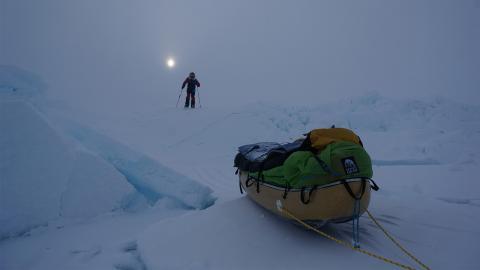 L'ultima spedizione al Polo Nord