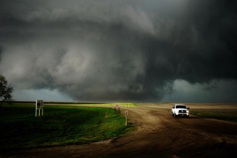 Cacciatori di tornado