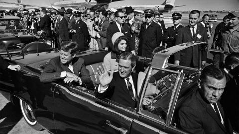 JFK: un caso irrisolto