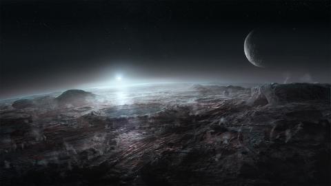 In diretta da Plutone