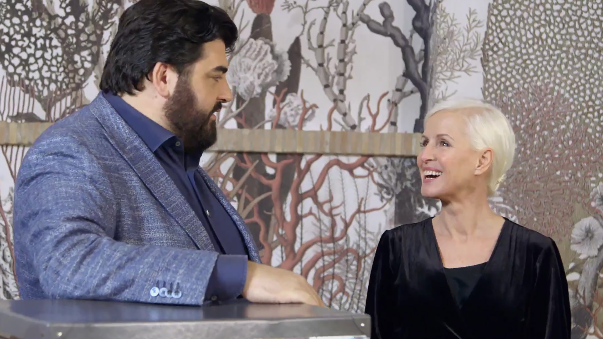 Cucine Da Incubo Italia Antonino Cannavacciuolo Ad Anzio Con Carla