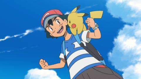 Pokémon la serie: Sole e Luna