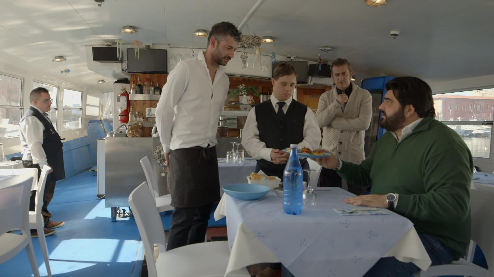 Cucine Da Incubo Italia Antonino Cannavacciuolo A Livorno Dplay