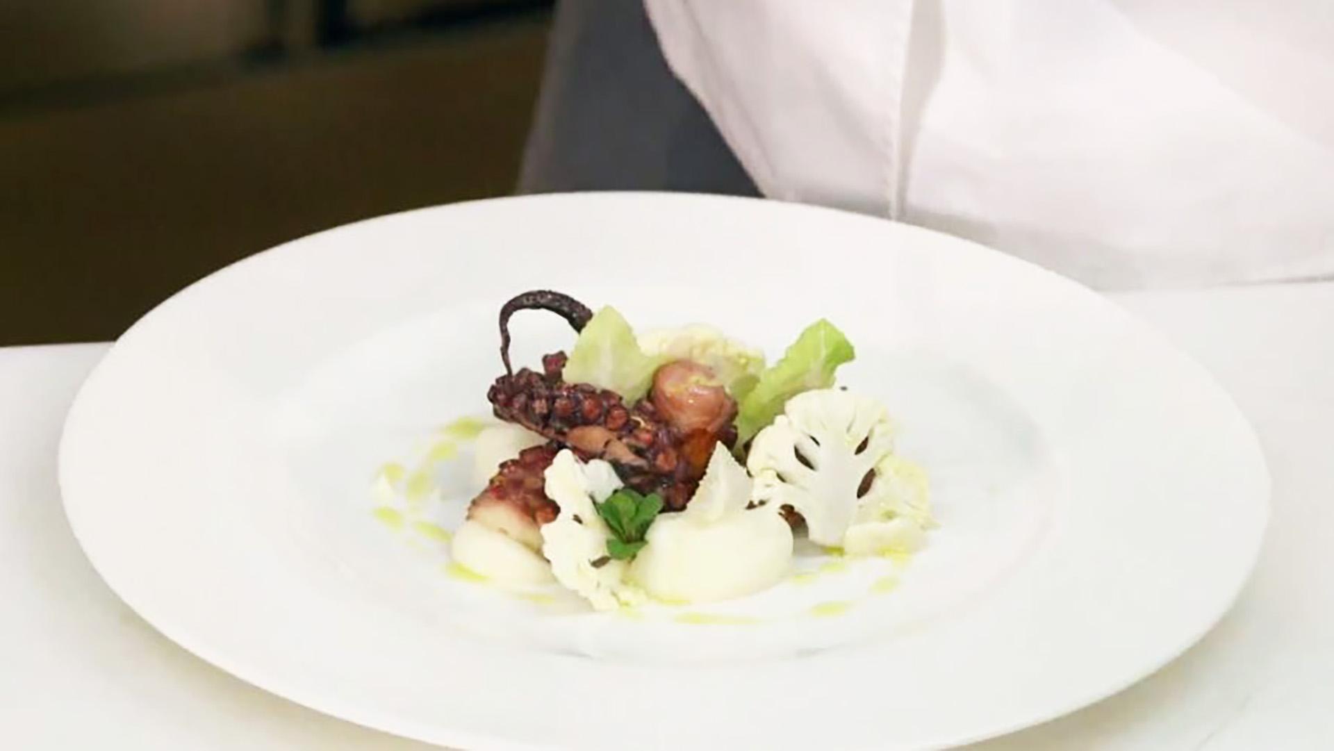 Cucine Da Incubo Italia Le Ricette Di Chef Cannavacciuolo Polpo E