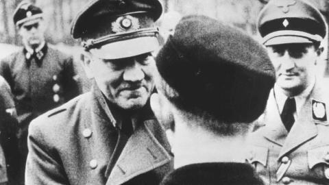 1945: la fine del Reich