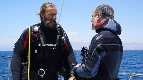 Mares: Telmo y los hombres del mar