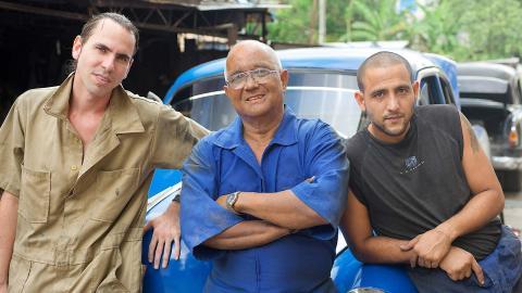 Cuba Car Club