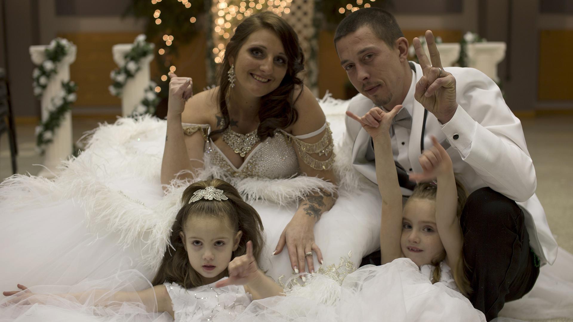 Il Mio Matrimonio Gipsy : Matrimonio gipsy abiti u vestiti da cerimonia