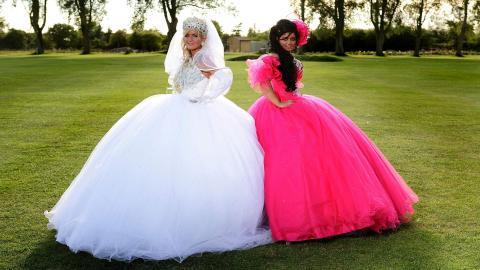 Mi espectacular boda gitana UK