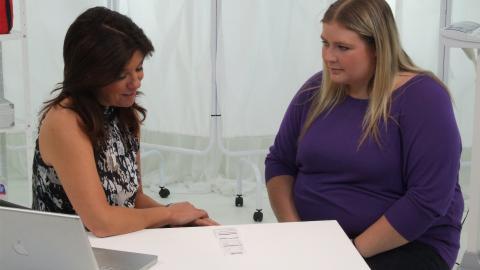 Cuerpos embarazosos: Vuelta a la clínica