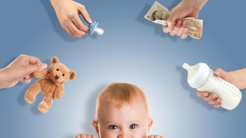 Un bebé lo cambia todo