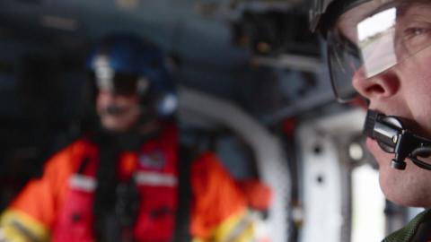 Guardia costiera: Alaska