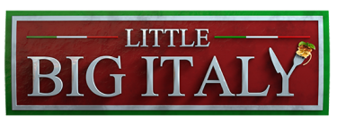 Little Big Italy - Logo