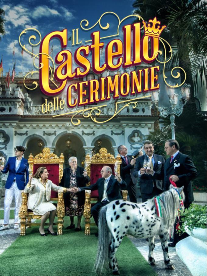 Il Castello delle cerimonie - Matrimoni, 18esimi ed altre celebrazioni... in grande! In ogni puntata entriamo a la Sonrisa, dove Donna Imma, il marito Matteo e tutto lo staff del castello sono pronti a preparare le cerimonie più sontuose.
