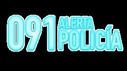 091 Alerta policía - Logo