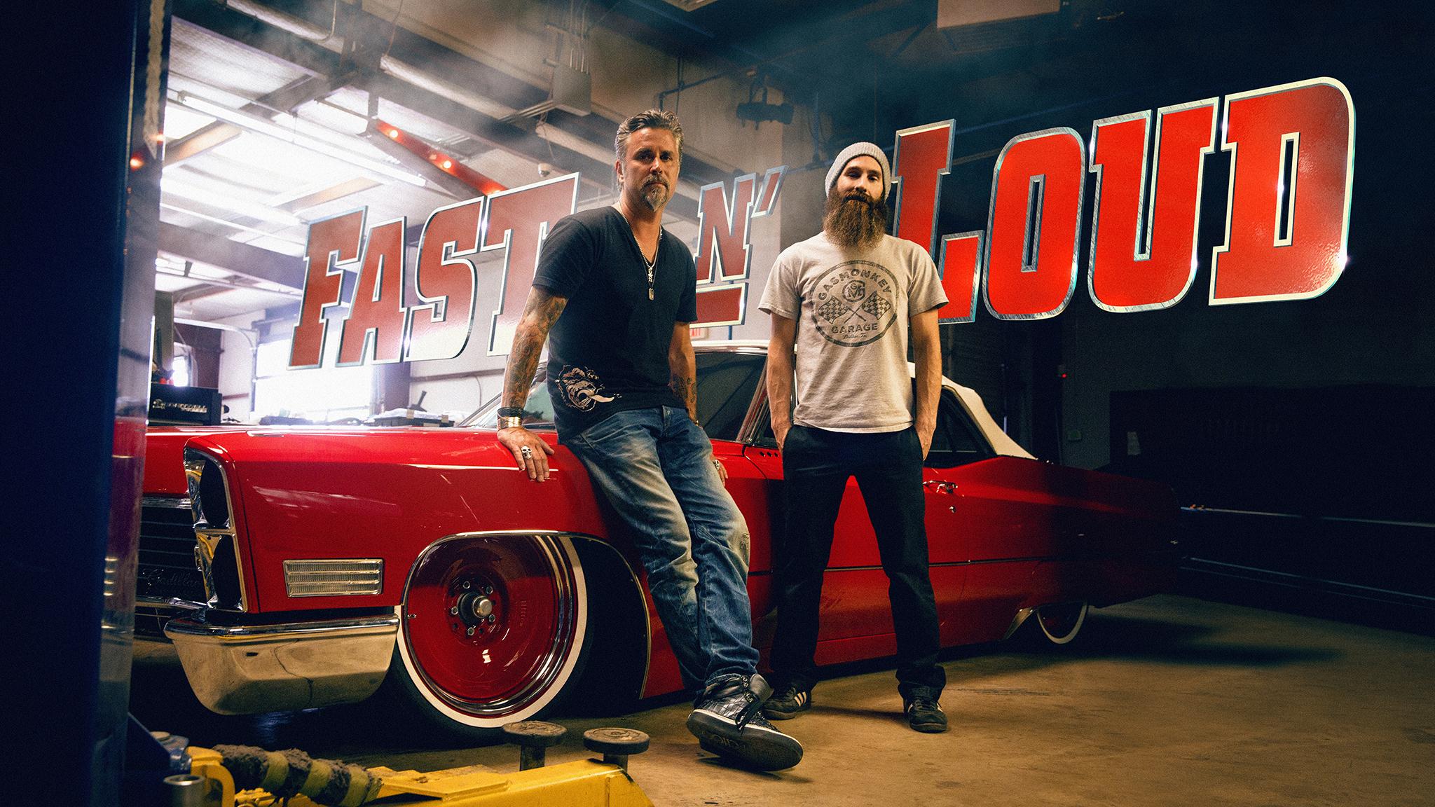 Motor Trend Fast N' Loud