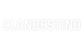 Clandestino - Logo