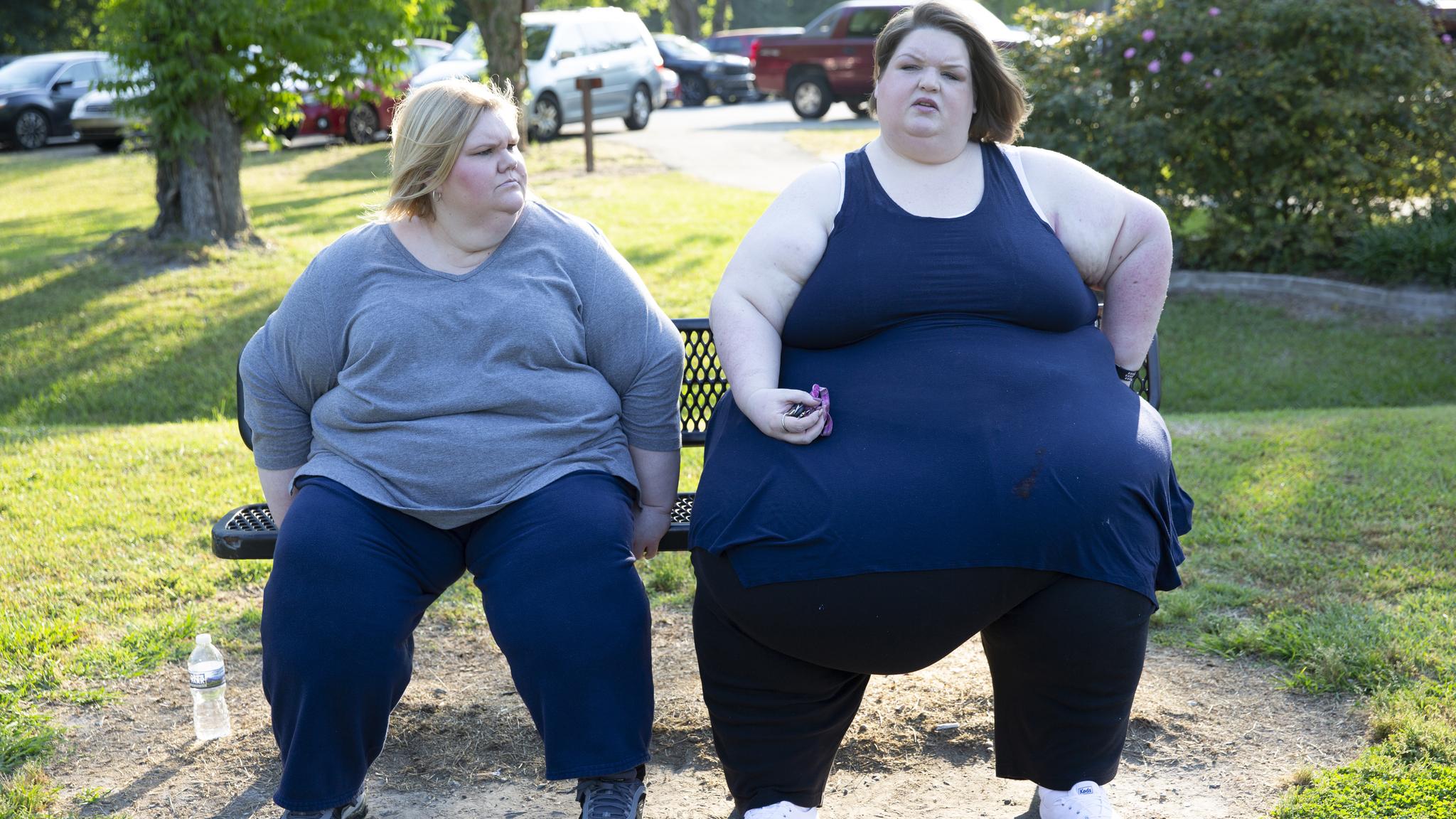 видео про жирных людей