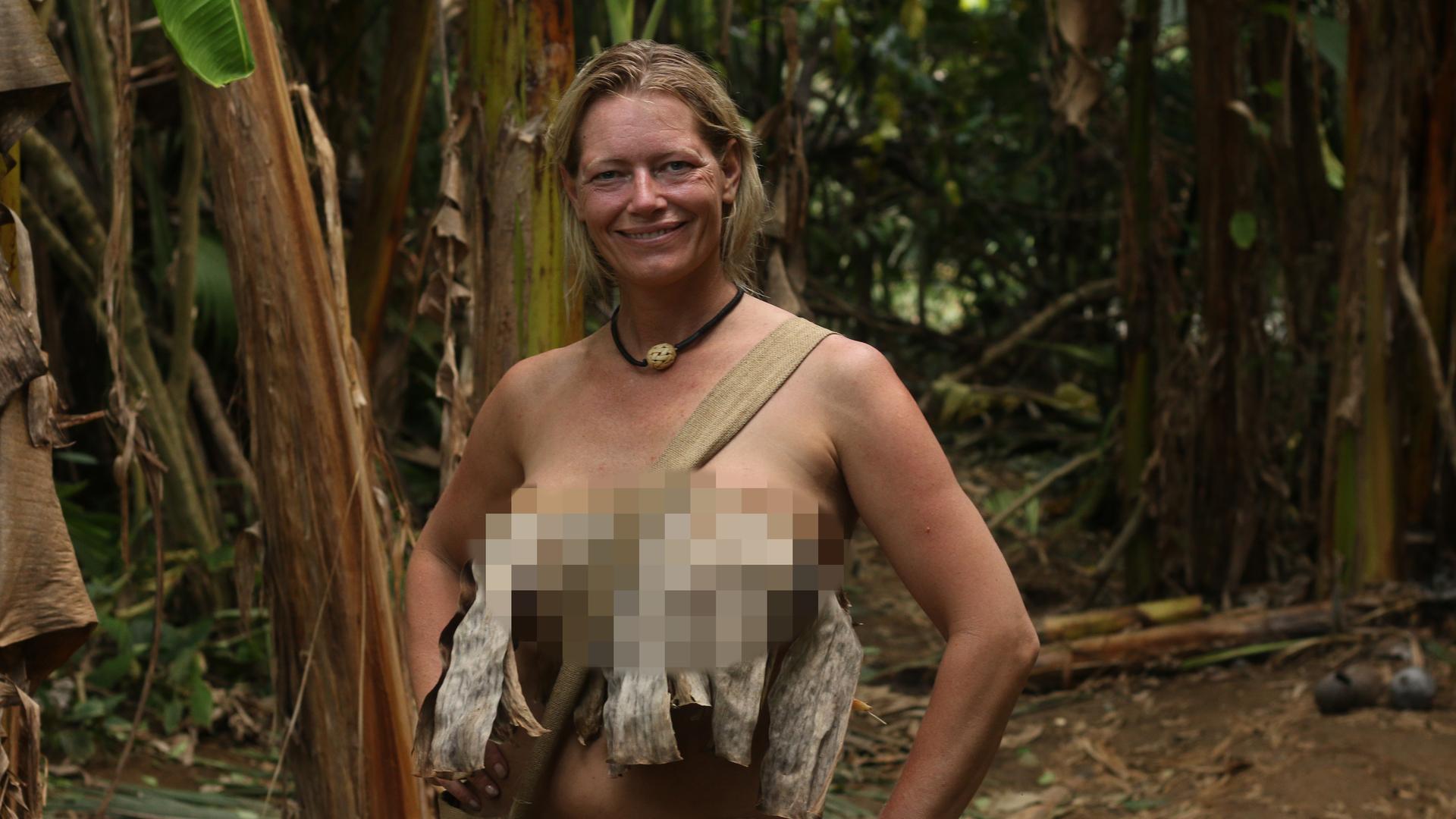 Modelli di nudo colombiani