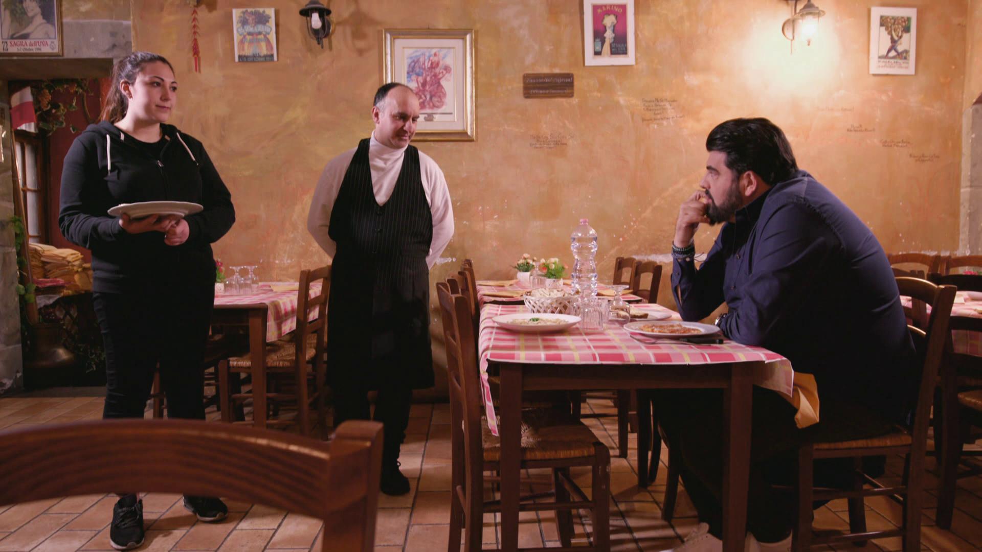 Cucine Da Incubo Italia Antonino Cannavacciuolo A Marino Dplay