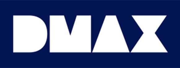 DMAX - Logo