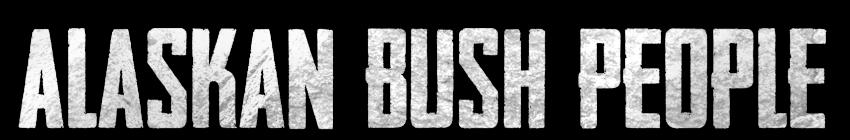 Alaskan Bush People - Logo