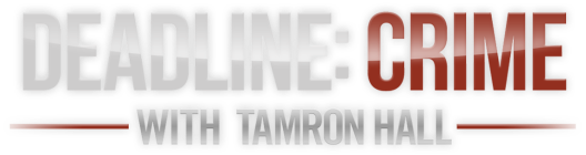 Deadline: Crime with Tamron Hall - Logo
