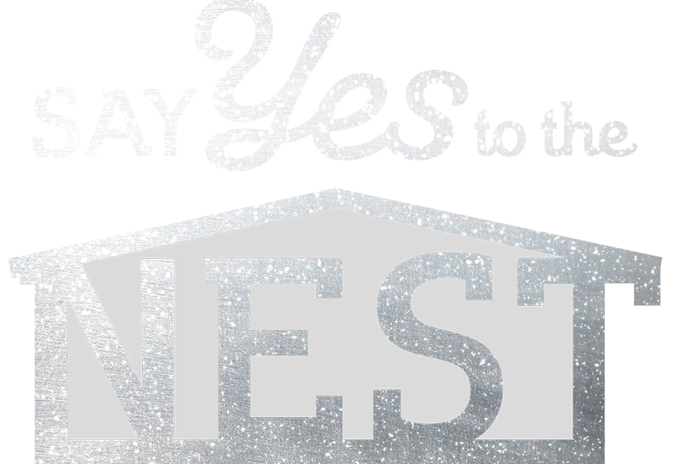 Say Yes To The Nest - Logo