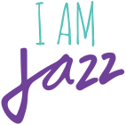 I Am Jazz - Logo