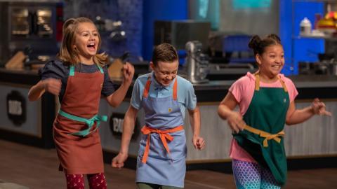 Dplay   Kids Baking Championship