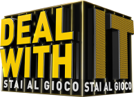 Deal with it - Stai al gioco - Logo