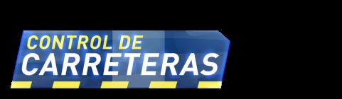 Control de carreteras - Logo