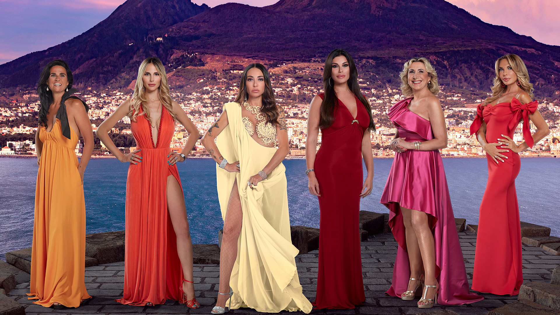 Real Time The Real Housewives di Napoli