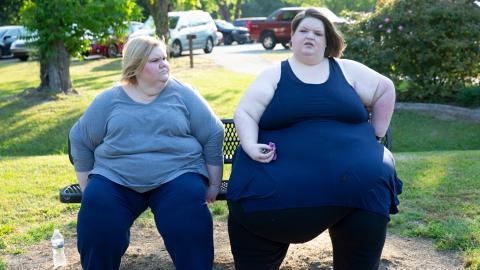 Los casos de obesidad más extremos - Estos son algunos de los casos más complicados y extremos de obesidad en pacientes.