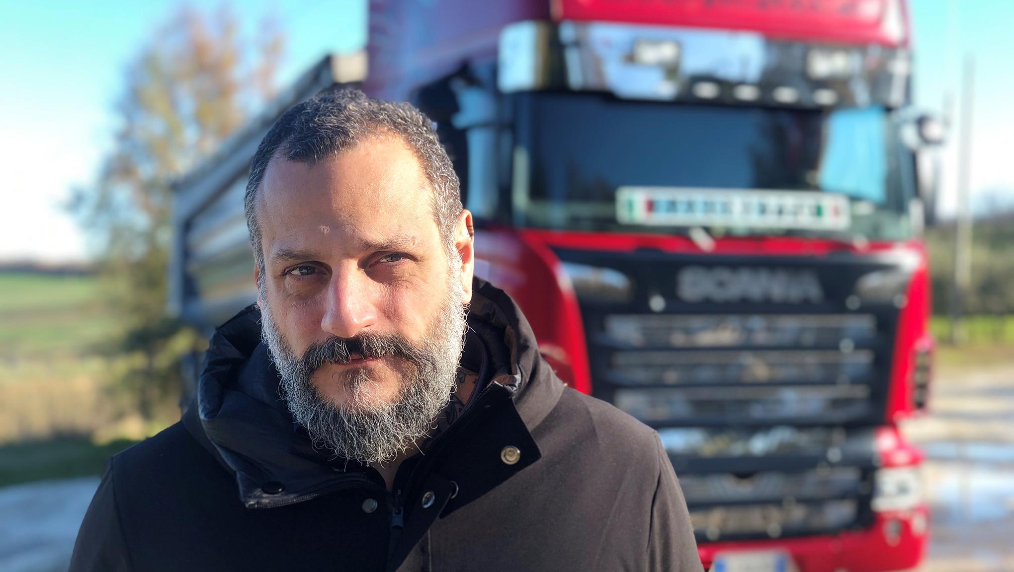 Nove Camionisti in trattoria