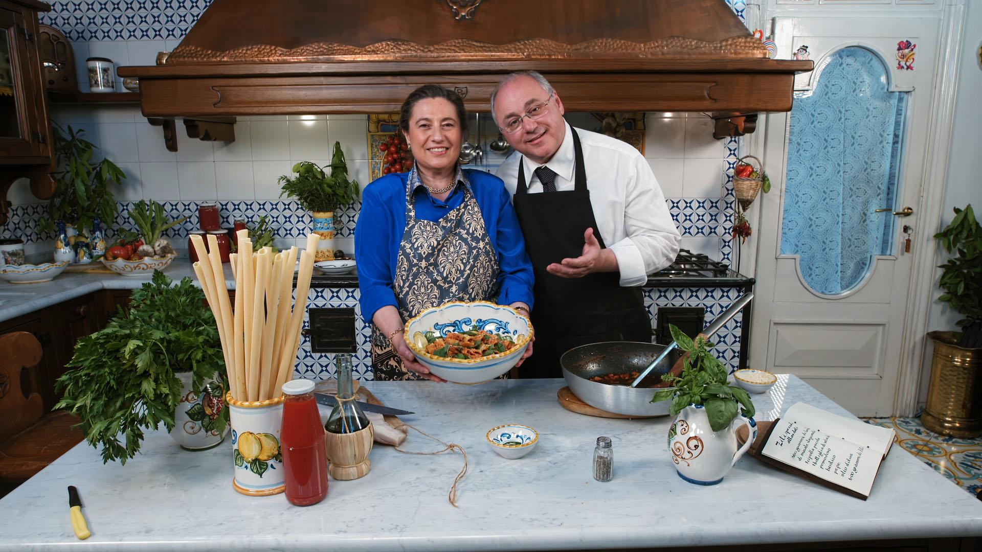 Food Network In cucina con Imma e Matteo