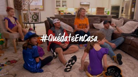 #QuédateEnCasa - None